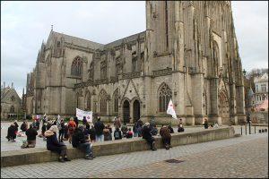 La Bretagne résiste : à Quimper le 21 novembre, à Hennebont le 29 et encore dimanche prochain 6 décembre à Hennebont !