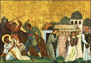 Dimanche 24 janvier – III° dimanche après l'Epiphanie – Saint Timothée, Évêque et Martyr