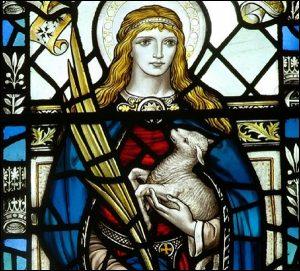 Jeudi 28 janvier – Saint Pierre Nolasque, Confesseur – Sainte Agnès, pour la seconde fois