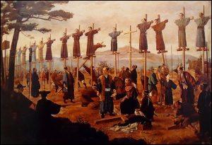 Vendredi 5 février – Sainte Agathe, Vierge et Martyre – Les Saints Martyrs du Japon (1597)