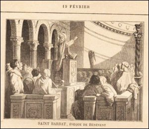 Vendredi 19 février – De la férie – Saint Conrad de Plaisance, Tertiaire franciscain, Ermite – Saint Barbat, Evêque de Bénévent