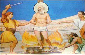 Mardi 23 février – De la férie – Saint Pierre Damien, Évêque, Confesseur et Docteur de l'Église – Saint Polycarpe, Évêque et Martyr (70-167)