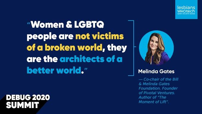 Melinda Gates, entre promotion de l'avortement, du lobby LGBTQ et intersections avec le Covid-19