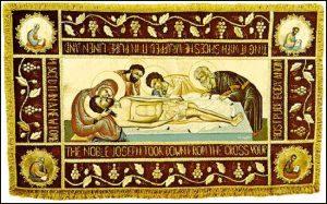 Samedi 13 mars – De la férie -Sainte Euphrasie, Vierge (382-412) – En certains lieux le Saint Suaire