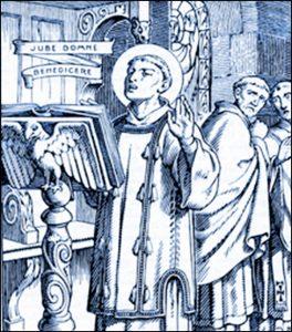 Mardi 6 avril – Mardi de Pâques – Station à Saint-Paul – La paix soit avec vous ; ne craignez pas, c'est moi ! – Saint Guillaume de Paris, Abbé en Danemark (1104-1202)