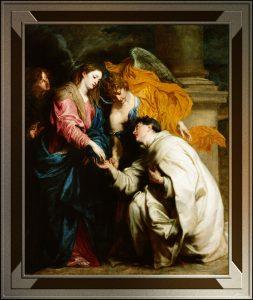 Mercredi 7 avril – Mercredi de Pâques – Bienheureux Hermann-Joseph, Prémontré († 1230)