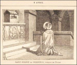 Jeudi 8 avril – Jeudi de Pâques – Station aux Saints-Apôtres – Bienheureuse Maria Assunta, Franciscaine, Missionnaire de Marie (1878-1905) – Saint Perpet ou Perpetuus, Évêque de Tours († 494)