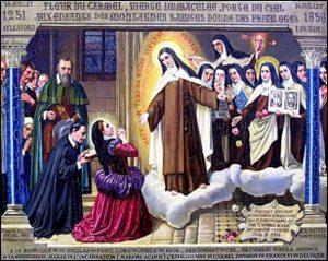 Dimanche 18 avril – 2ème dimanche après Pâques dit « Du bon Pasteur » – Bienheureuse Marie de l'Incarnation, Carmélite (1545-1618)