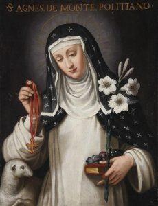 Mardi 20 avril – De la férie – Saint Marcellin d'Embrun – Sainte Agnès de Montepulciano Vierge (1268-1317)