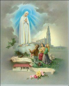 Jeudi 13 mai – Ascension – Saint Robert Bellarmin, Évêque et Docteur de l'Église – Apparition de Notre Dame à Fatima le 13 mai 1917