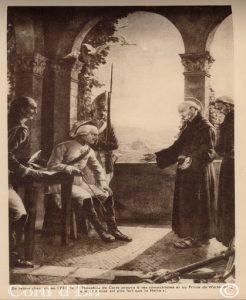 Mercredi 19 mai – Saint Pierre Célestin, Pape et Confesseur – Sainte Pudentienne, Vierge – Saint Théophile de Corte, 1er Ordre capucin – Saint Yves, Avocat