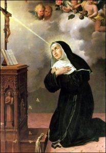 Samedi 22 mai – Vigile de la Pentecôte – Sainte Rita de Cassia, Veuve († 1456)