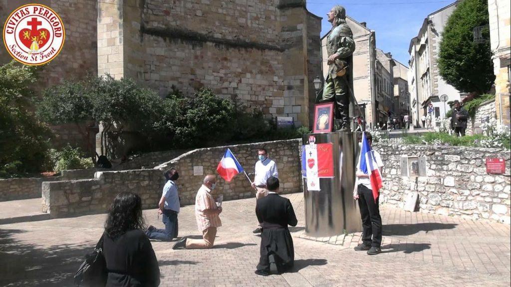 Civitas a rendu grâce à Dieu pour sa victoire contre le Préfet de Dordogne