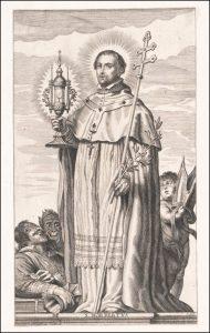 Dimanche 6 juin – II° dimanche après la Pentecôte – Solennité de la Fête-Dieu – Saint Norbert, Evêque et Confesseur, Fondateur de l'Ordre des Prémontrés – Saint Claude, Archevêque de Besançon (607-699)