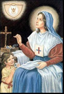 Mercredi 9 juin – De la Férie – Saints Prime et Félicien, Martyrs – Bienheureuse Anna-Maria Taïgi, Épouse et mère, Tertiaire trinitaire (1769-1837)