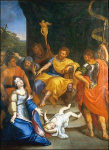 Mercredi 16 juin – De la Férie – Saint Jean-François Regis, Confesseur – Saint Cyr, enfant martyr, patron du diocèse de Nevers