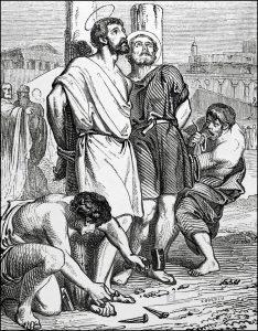 Vendredi 18 juin – Saint Ephrem le Syrien, Diacre, Confesseur et Docteur de l'Église – Saints Marc et Marcellien, Martyrs
