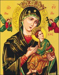Dimanche 27 juin – V° Dimanche après la Pentecôte – Notre-Dame du Perpétuel Secours – Saint Ladislas, Roi de Hongrie