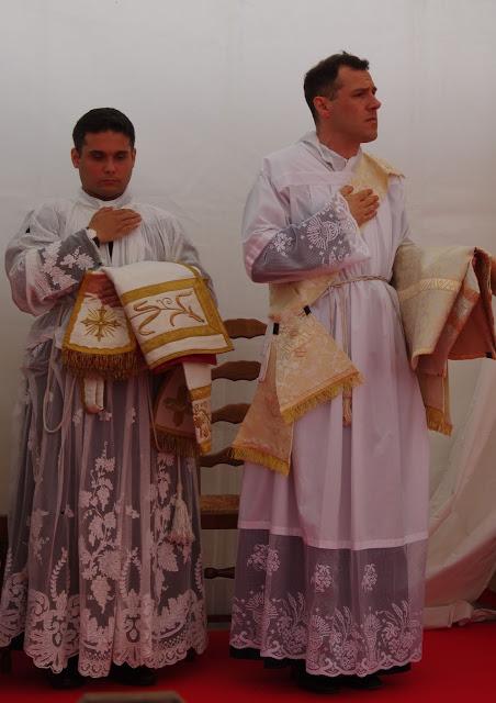 Un nouveau prêtre pour l'Eglise