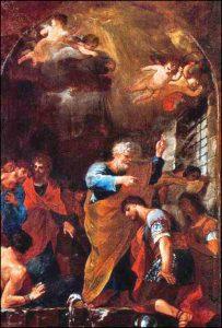 Vendredi 2 juillet – Visitation de la Bienheureuse Vierge Marie – Saints Processus et Martinien, Martyrs