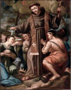 Mardi 13 juillet – De la férie – Saint Anaclet, Pape et Martyr – Saint François Solano, 1er Ordre capucin – Saint Eugène, Évêque de Carthage