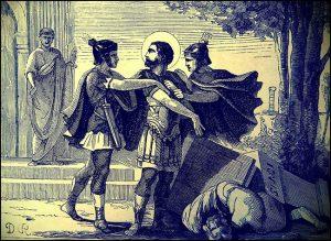 Mercredi 21 juillet – Saint Laurent de Brindes, Confesseur et Docteur, 1er ordre capucin – Sainte Praxède, Vierge – Saint Victor de Marseille, Soldat et Martyr