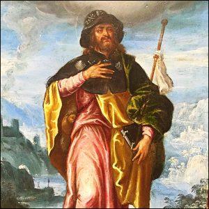 Dimanche 25 juillet – IX° Dimanche après la Pentecôte – Saint Jacques, Apôtre – Saint Christophe, Martyr