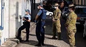 Australie – L'armée en renfort pour contrôler les confinés
