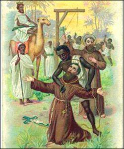 Samedi 7 août – Saint Gaétan de Thienne, Confesseur – Saint Donat, Évêque et Marty – Bienheureux Agathange de Vendôme et Cassien de Nantes du 1er Ordre franciscain