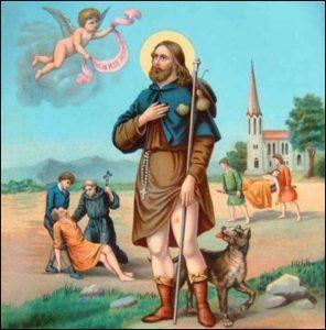 Mardi 17 août – Saint Hyacinthe, Confesseur, Missionnaire dominicain – Saint Roch, Pèlerin, Tiers-Ordre franciscain (1295-1327)