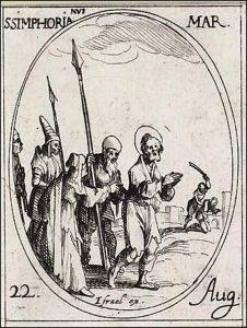 Dimanche 22 août – XIII° Dimanche après la Pentecôte – Fête du Cœur Immaculé de la bienheureuse Vierge Marie – Saints Timothée, Hippolyte et Symphorien, Martyrs