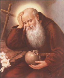 Lundi 23 août – Saint Philippe Beniti, Confesseur – Bienheureux Bernard d'Offida, Frère Lai capucin