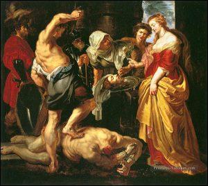 Dimanche 29 août – XIV° Dimanche après la Pentecôte – La Décollation de saint Jean-Baptiste – Sainte Sabine, Martyre