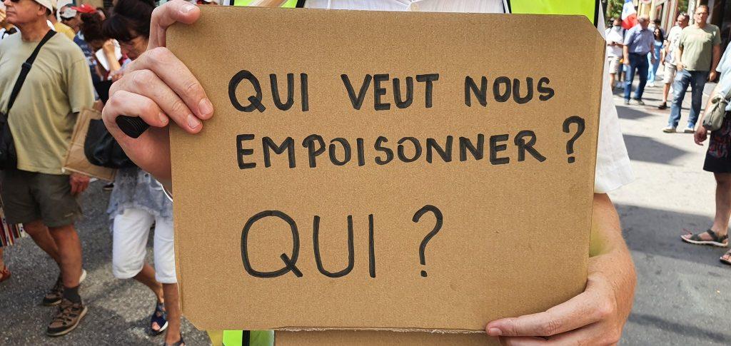 A Metz, le #QUI est de retour et la CGT n'est pas la bienvenue