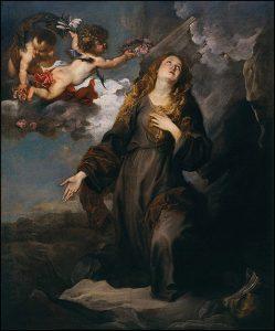 Samedi 4  septembre – De la sainte Vierge au samedi – Sainte Rose de Viterbe, Vierge du Tiers Ordre franciscain – Sainte Rosalie, Vierge