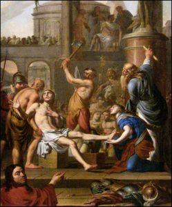 Mercredi 8 septembre – Nativité de la Bienheureuse Vierge Marie – Saint Adrien, Martyr