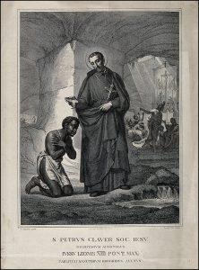 Jeudi 9 septembre – De la férie – Saint Gorgon, Martyr – Saint Pierre Claver, Confesseur, Patron des Missions