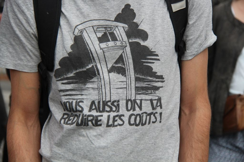 Paris contre la dictature sanitaire : reportage en photos