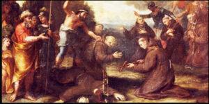 Dimanche 10 octobre – XX° dimanche après la Pentecôte – Saint François de Borgia, Confesseur – Saint Daniel et ses compagnons, Martyrs, 1er Ordre capucin